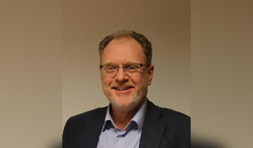 ONS fractievoorzitter Hans van der Elst. Foto: ONS