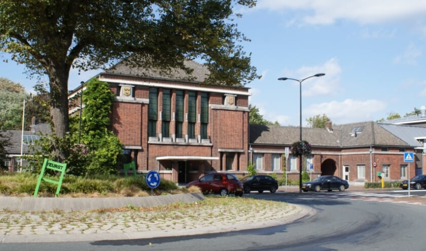 Gemeentehuis Voorschoten. Foto: VSK