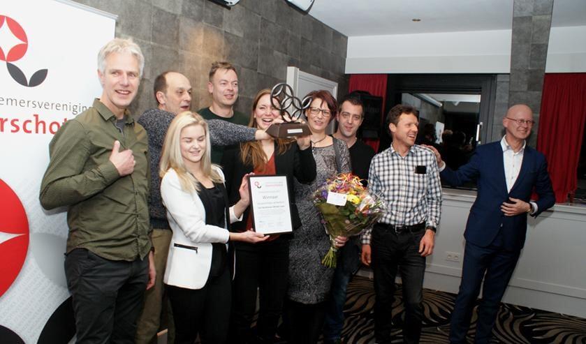 Wie worden de opvolgers van de ondernemers aan de Van Beethovenlaan. Op 6 januari wordt de winnaar bekend gemaakt! Foto: OVV