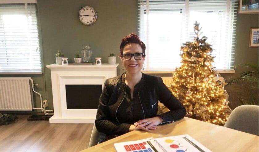 Carolien Poels is Taalcoach Dyslexie en Engels. Op 14 januari stelt zij haar praktijk van 19.30 tot 21.30 uur open voor informatie. Foto:Vsk