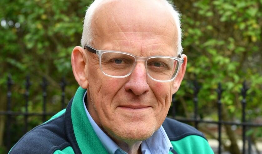 CDA raadslid Cees Bremmer. Foto: CDA Voorschoten