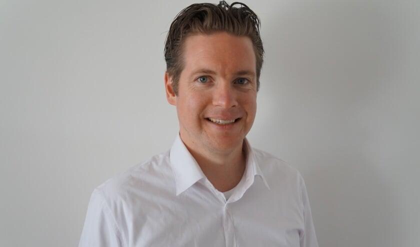 <p>VVD-raadslid Bart Lavrijsen.</p>