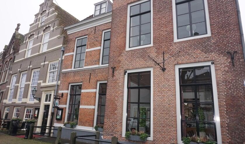 <p>De openbare verkoop van het Ambachts- en Baljuwhuis duurt tot 1 maart 2021 Foto: VSK</p>