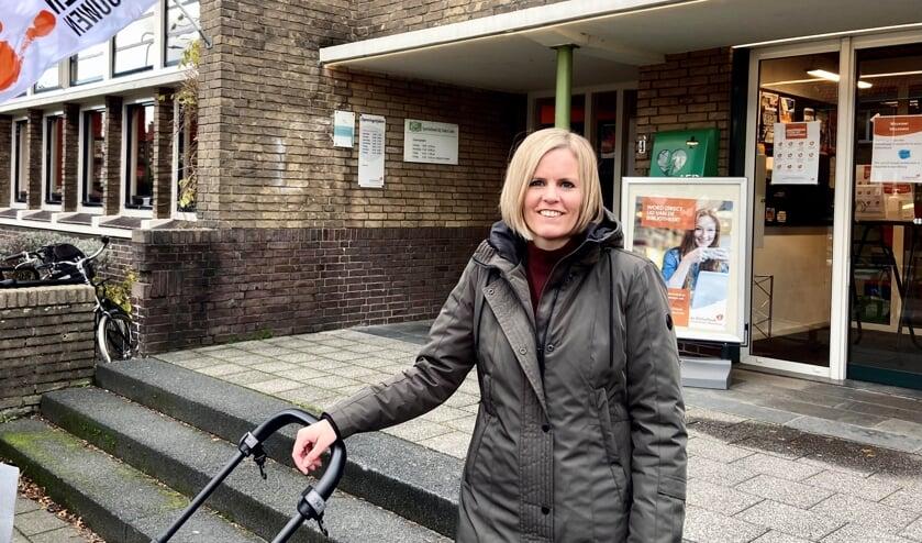 <p>D66 raadslid Saskia Boom.&nbsp;</p>