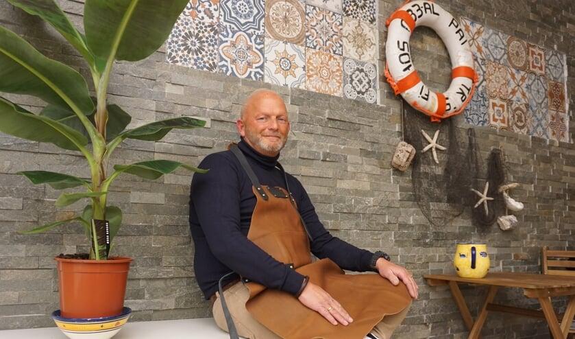 Marcel van der Luit opent samen met zijn dochter op 1 juni Frango da Ria, een onvervalst Portugees kippenrestaurant. Foto: VSK