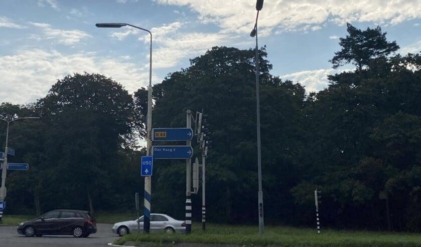 De N44 Rijksstraatweg wordt tweebaans en 50 km zone.