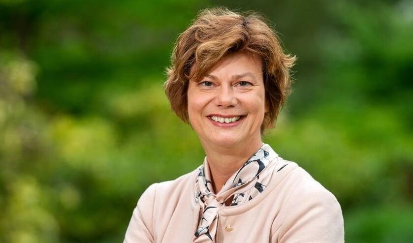 <p>Erika Spil, wethouder gemeente Voorschoten </p>