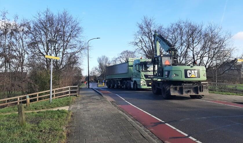 <p>De Valkewegbruggen. Foto: Voorschoten Lokaal Sterk</p>