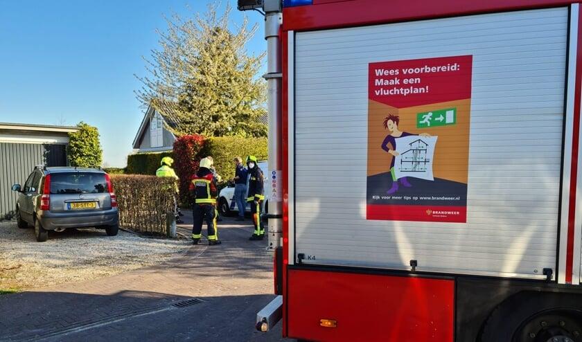 <p>Foto: Brandweer Voorschoten</p>