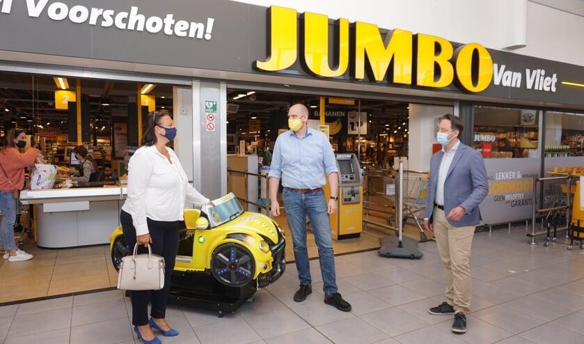 <p>In gesprek met Tom van Vliet van de Jumbo&nbsp;</p>