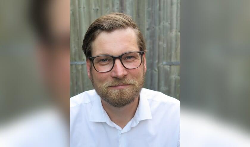 <p>Arnold Posthuma is het nieuwe burgerraadslid van de PvdA&nbsp;</p>