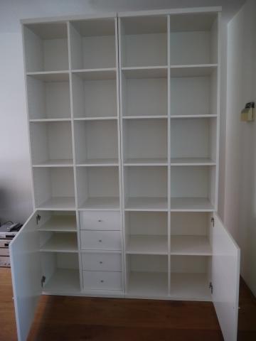 Ikea Tv Kast Bonde.Witte Kast Met Gratis Tv Meubel Marktplein