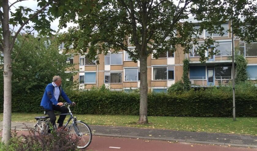 Als het aan het College ligt, wordt het oude Hofland omgebouwd tot appartementencomplex met sociale huurwoningen. Foto: Martijn Mastenbroek