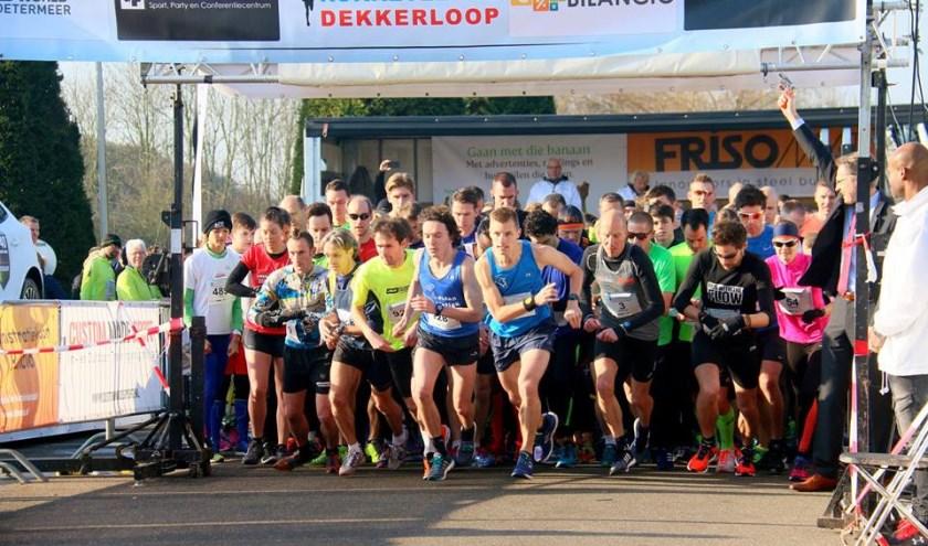 De afstanden die je kunt lopen zijn: 1.5km Kids Run, 5km, 10km en de Halve Marathon. Foto: pr