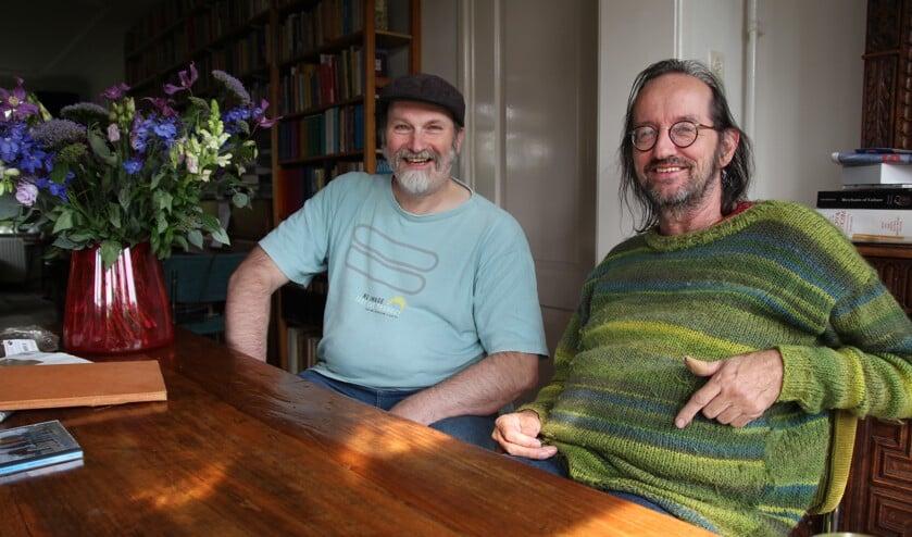 Wim Kerkhof en Erik Bevaart kennen elkaar al tientallen jaren.
