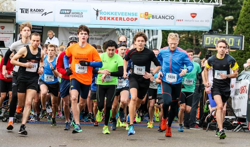 De records brekende 7e editie van de Rokkeveense Dekkerloop heeft Zoetermeer duidelijk op de kaart gezet. Foto: Martin van Oostveen