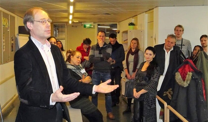 Floor Kist treedt eind deze maand toe tot de coalitie in de gemeenteraad van Leidschendam-Voorburg (archieffoto: Ap de Heus).