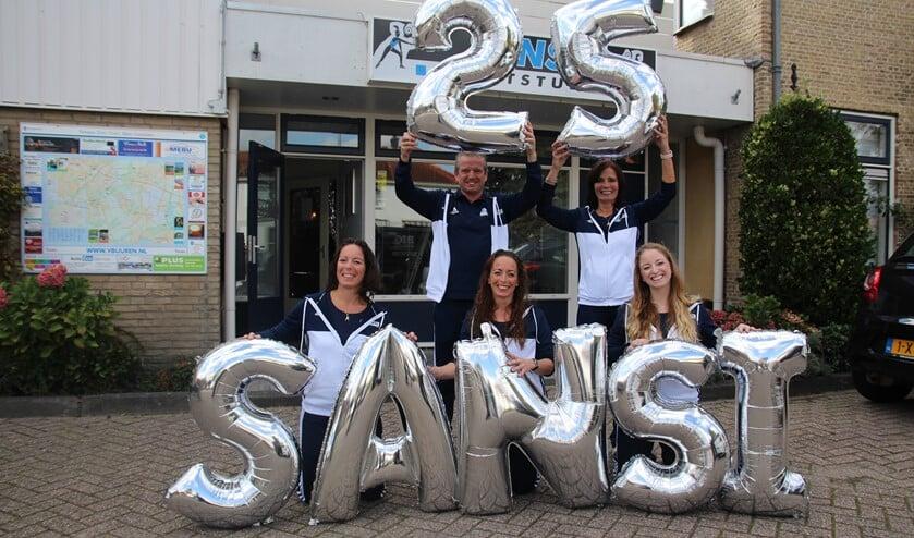 Sportstudio SANSI is en blijft een familiebedrijf dat wordt gerund door Wil en Jan van Dijk en hun drie dochters, Saskia, Angela en Silvana.