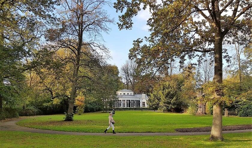 Park Vreugd en Rust behoort tot de top in de landschapsarchitectuur (foto: pr).