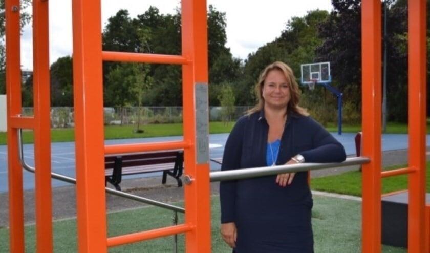 Nadine Stemerdink, wethouder sport (archieffoto).