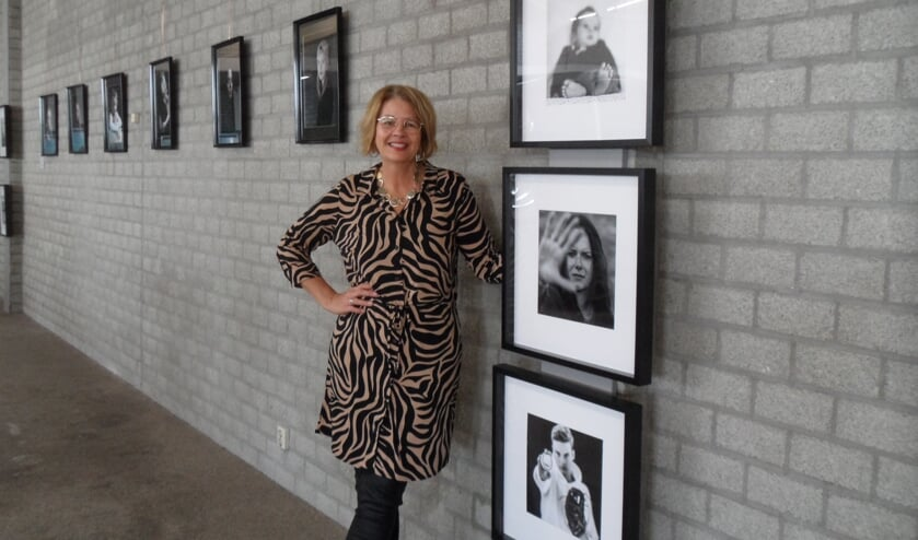 Saskia won de eerste prijs en houdt nu een eigen expositie bij Nootenboom. Het is werk is divers en bijzonder.
