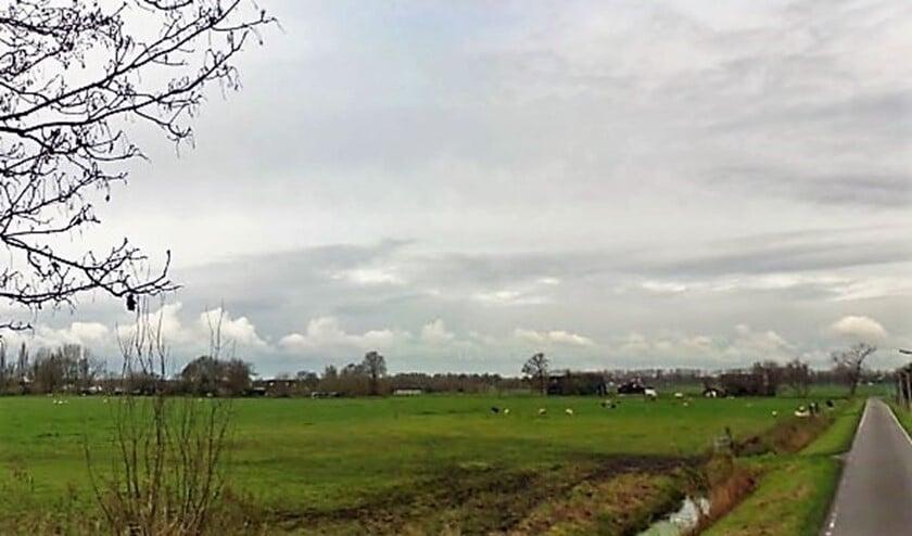 <p>Er zijn wel allerlei woningbouwplannen in Stompwijk, zoals aan de Westeinderweg (archieffoto DJ).</p>