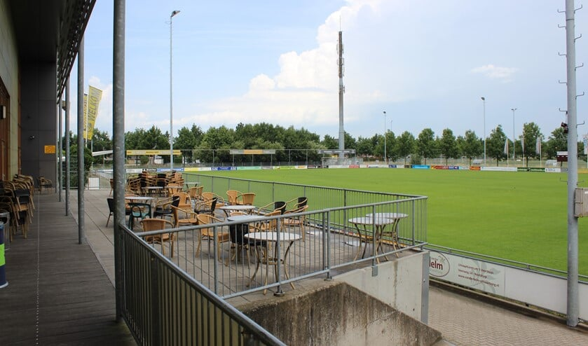 Het hoofdveld van SV Nootdorp wordt een zogenoemd wetra-veld, waarop een hogere belasting mogelijk is.