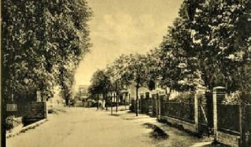 Lommeroord aan de Veursschestraatweg, anno 1929.