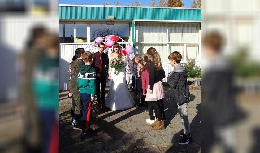 Bruiloften mogen alleen nog plaatsvinden in kleine kring (archieffoto).