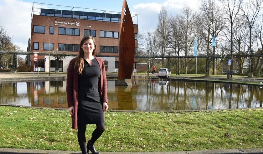 <p>Wethouder Marieke van Bijnen. (foto: archief)</p>