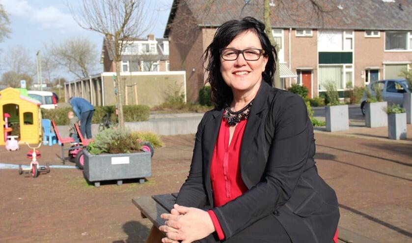 Hanneke van de Gevel, wethouder Sociaal Domein.