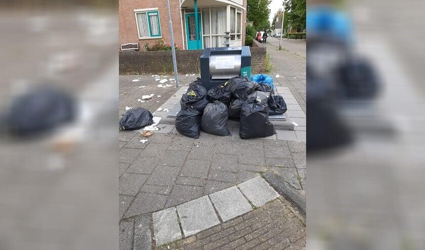 <p>De bedoeling is dat er niet veel restafval resteert. Dat ideaal is in Klapwijk nog geen realiteit geworden.</p>