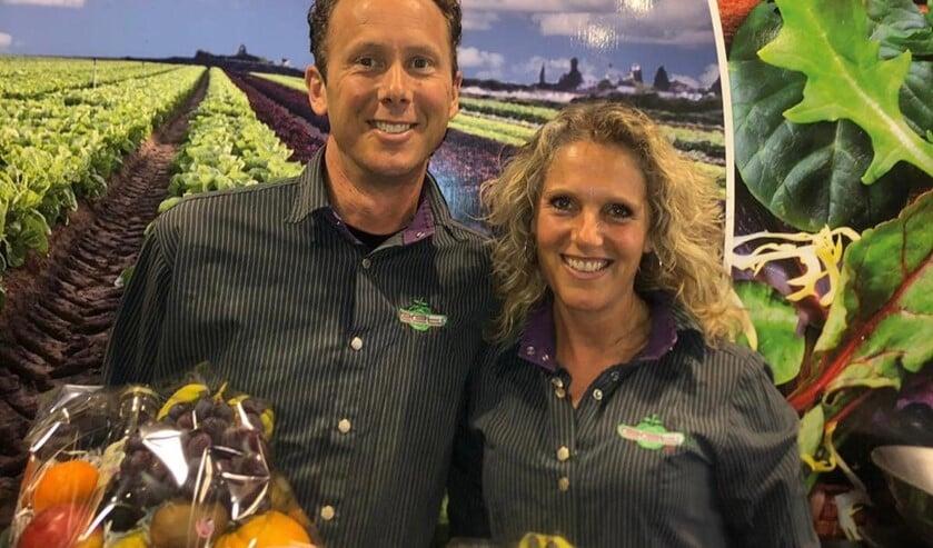 <p>Pijnackernaren Robert Heemskerk en Ilse van Pagee gaan bezorgen in onze regio.</p>