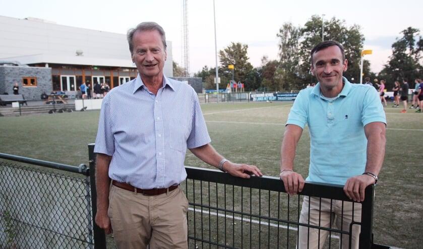 Louk Teunissen en Mirco Rossi hebben een Avanti-achtergrond maar zetten zich in voor de hele lokale sportwereld.
