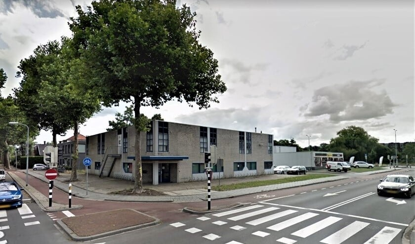 Het pand Koningin Julianaweg 44 in Leidschendam (foto: Google Streetview).