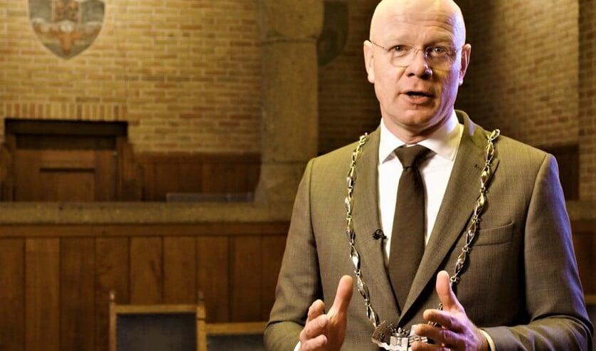 <p>Burgemeester Klaas Tigelaar (foto: gemeente LV).</p>