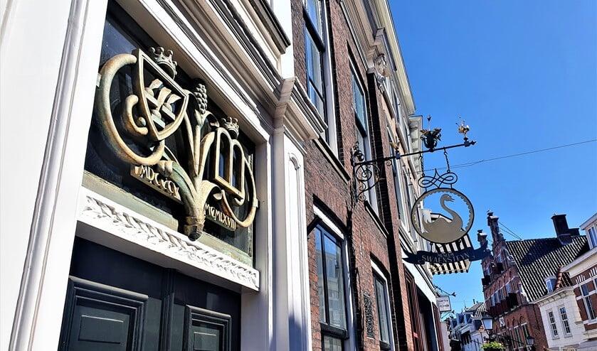 <p>Museum Swaensteyn in het Huygenskwartier te Voorburg (foto: pr).</p>