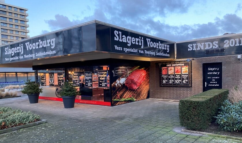 <p>Het is alweer 10 jaar geleden dat Slagerij Voorburg zijn deuren opende op de Monseigneur Van Steelaan 219 in Voorburg.</p>