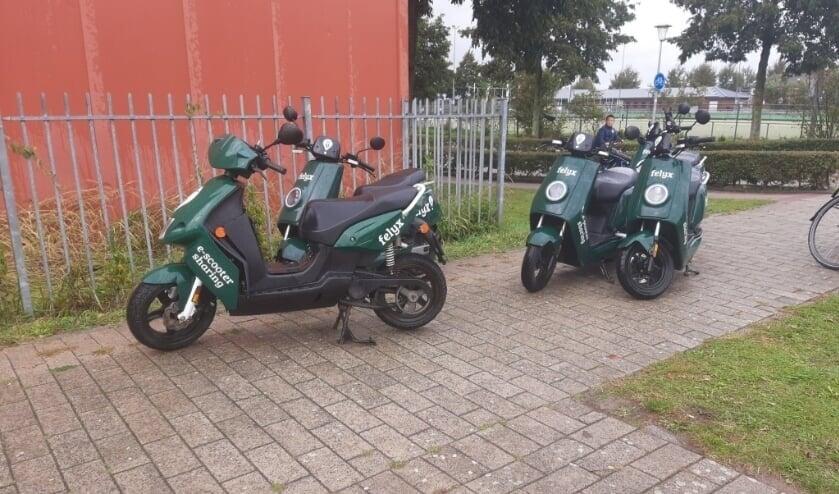 <p>In Lansingerland zijn de scooters een doorn in het oog.</p>
