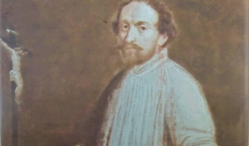 Pastoor Maarten van den Velden (1603-1639).