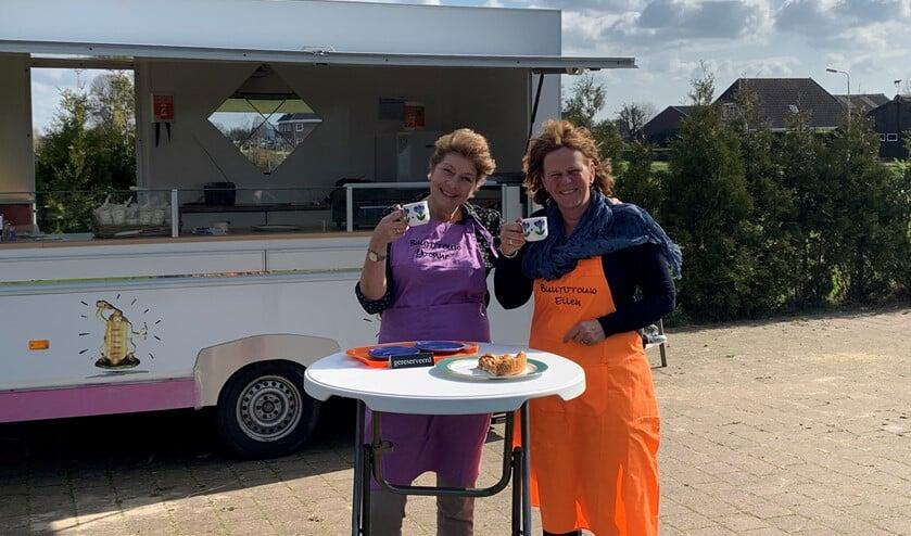 <p>De Katwijkerburen pakken vanaf aanstaande zaterdag elke weekend uit op de Molenlaan. Met onder andere heerlijke broodjes, taart, soep, koffie en nog veel meer!</p>