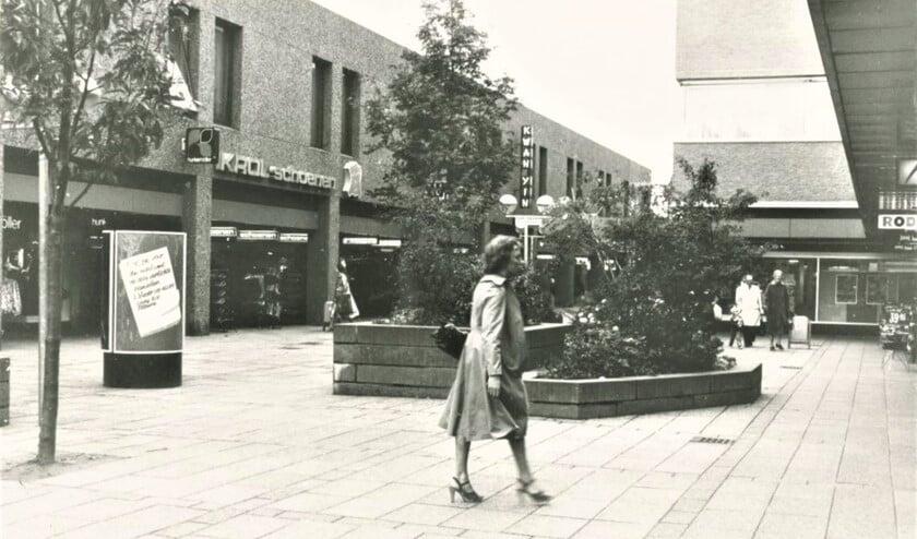 <p>Leidsenhage in 1987 (foto: Haags Archief).</p>