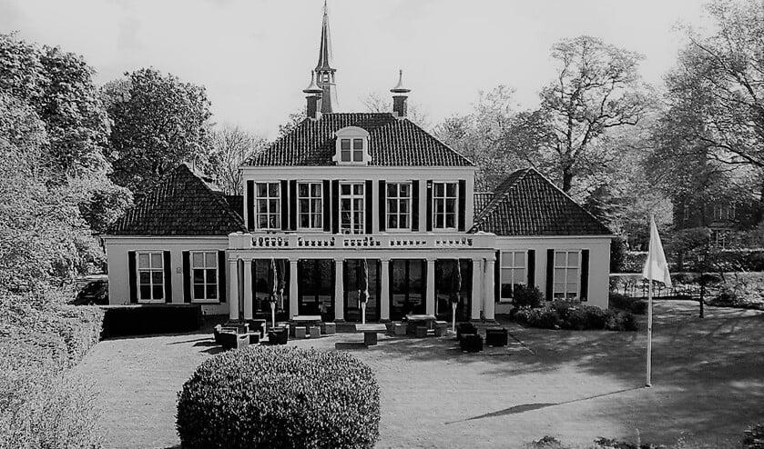 <p>Het buitengoed, landgoed of ook wel kasteel De Werve in Voorburg heden ten dage.</p>