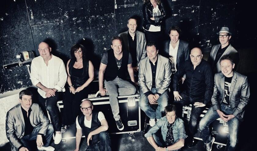 De Edwin Evers Band staat op 15 mei in Spijkenisse. Foto: PR