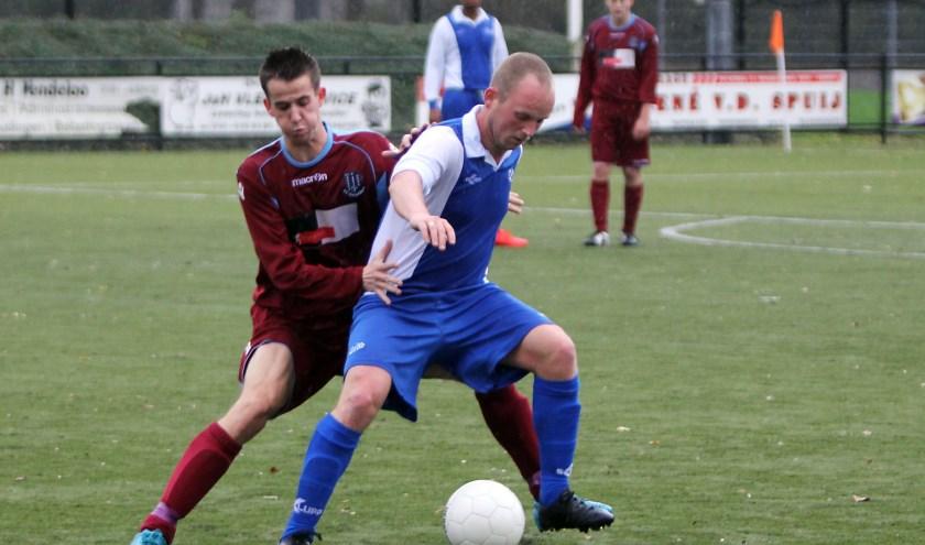 SCO'63 verloor zondag met 0-2 van Vierpolders. Fotografie: Peter de Jong