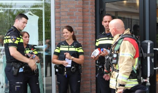 De klus is geklaard...  © GrootHellevoet.nl