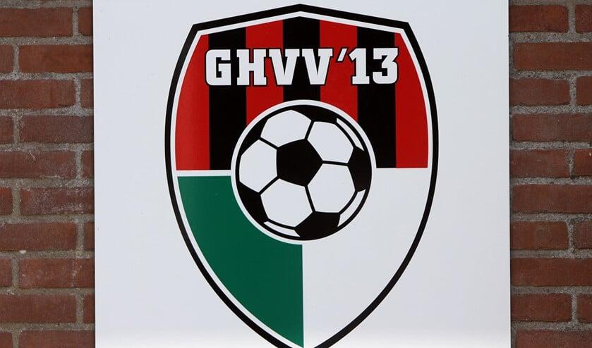 GHVV'13 gaat door voor de beker.