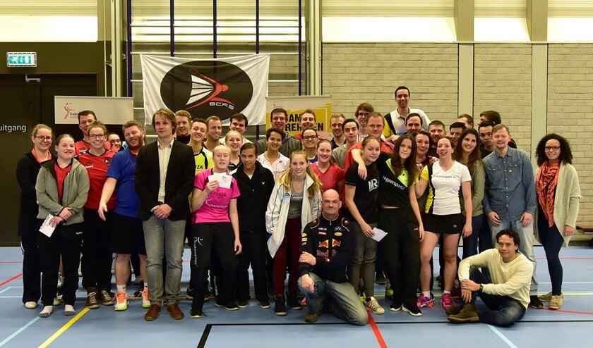 De prijswinnaars van dit toernooi. Foto: René Bakker.