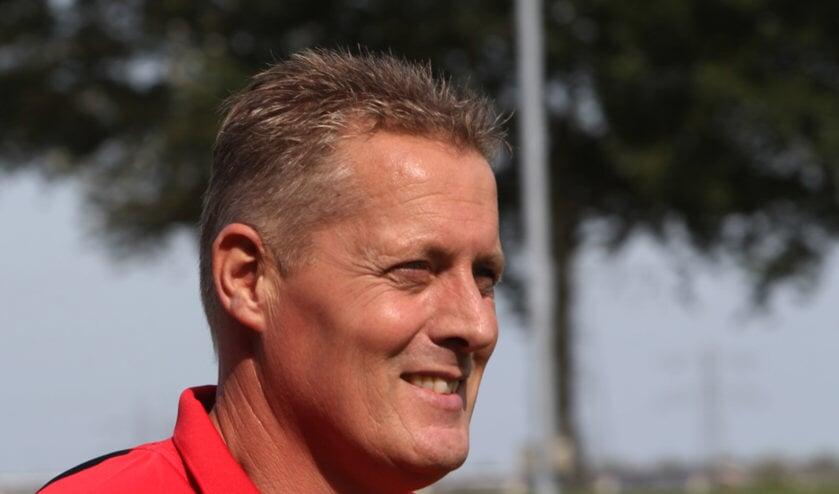 Trainer Ad Reijtenbagh van Hekelingen vond dat zijn ploeg de marge wat eerder moesten verdubbelen om de rust te doen keren. Foto: Peter de Jong.