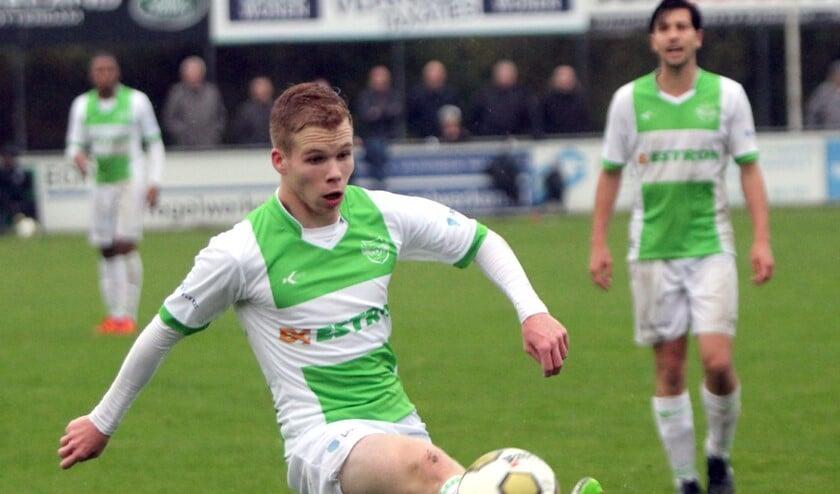 Spijkenisse kwam zaterdag niet tot scoren in het duel met regiogenoot ASWH. Het bleef op Jaap Riedijk 0-0.